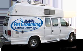 Mobile Dog Grooming Baltimore